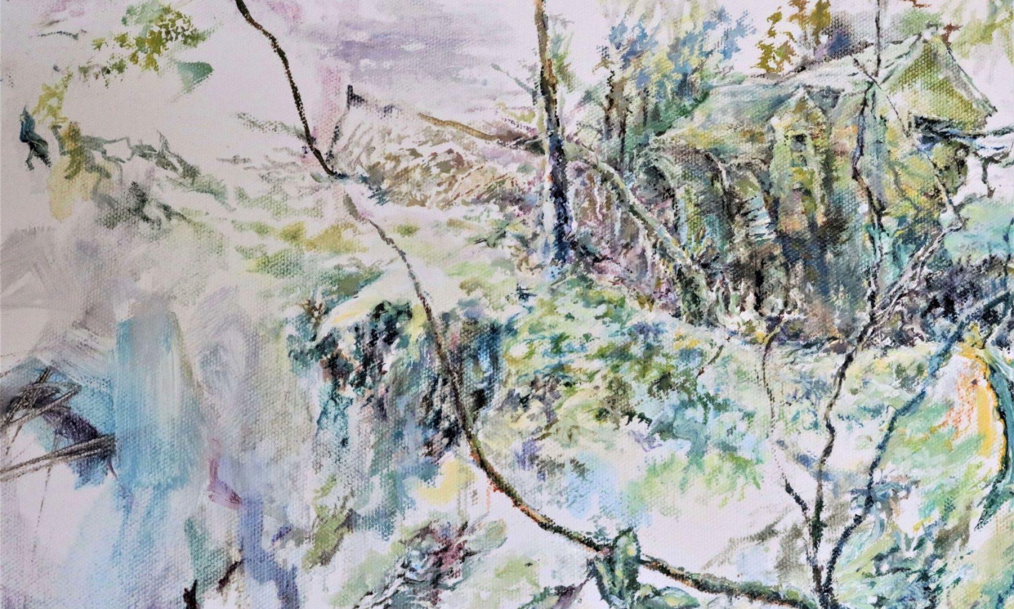 Rob D Davies, Fine Art Paintings Drawings